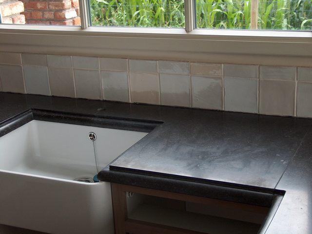 Wasbak Keuken Opbouw : Leo van der lee